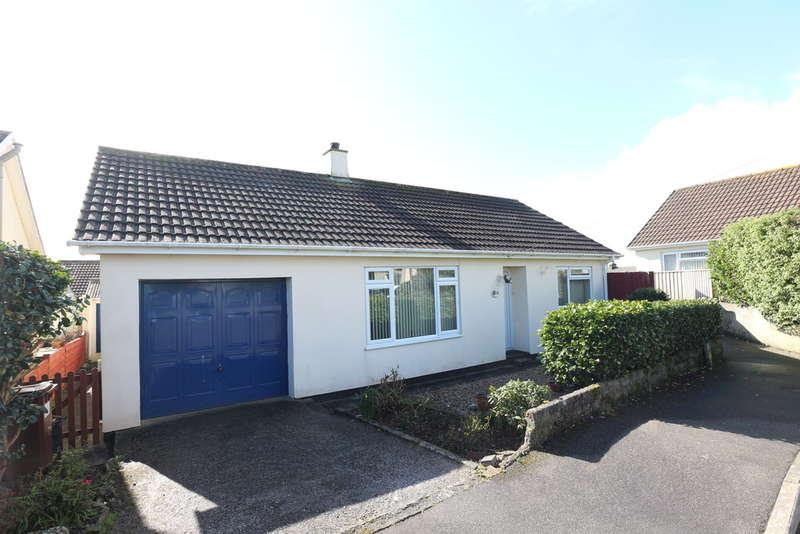 2 Bedrooms Detached Bungalow for sale in Vellan Close, Barripper