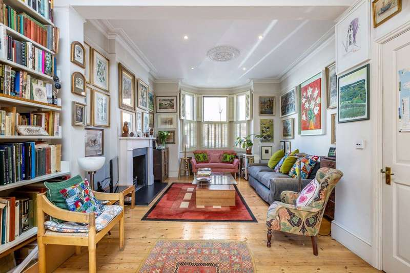 2 Bedrooms Flat for sale in Lettice Street, Fulham, London, SW6