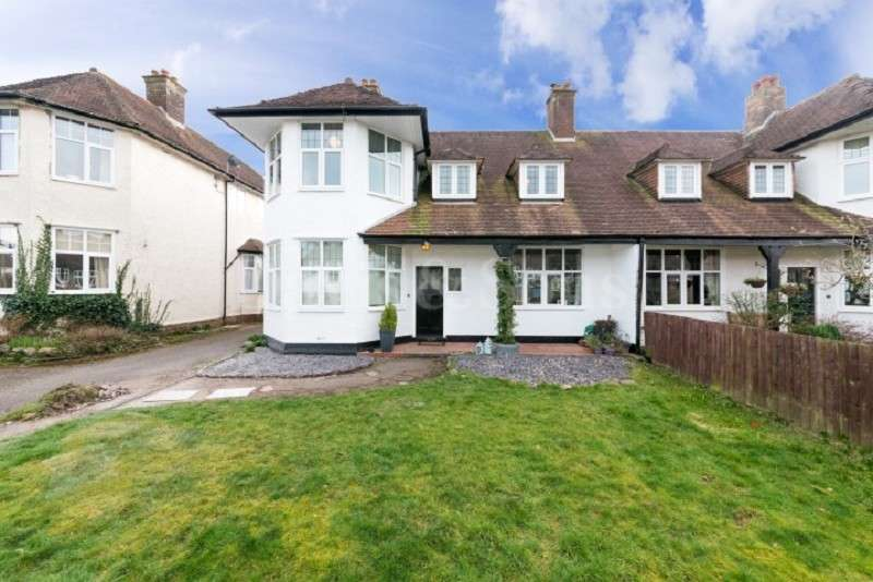 4 Bedrooms Semi Detached House for sale in Woodville Road, Off Edward Vlll Avenue, Newport. NP20 4JB