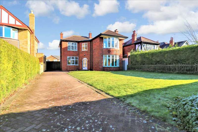4 Bedrooms Detached House for sale in Washdyke Lane, Nettleham, Nettleham, Lincoln