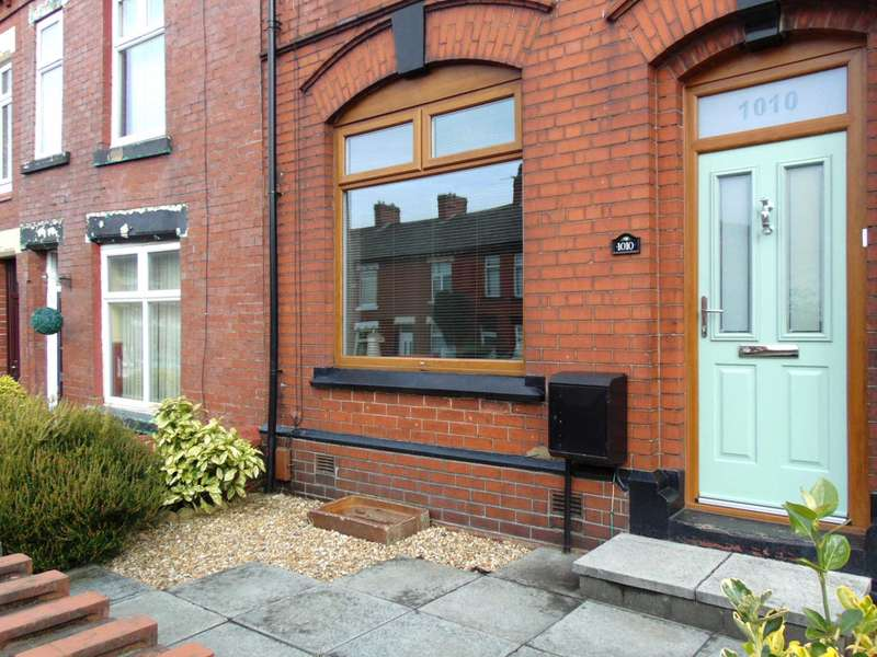 2 Bedrooms Terraced House for sale in Middleton Road, Oldham