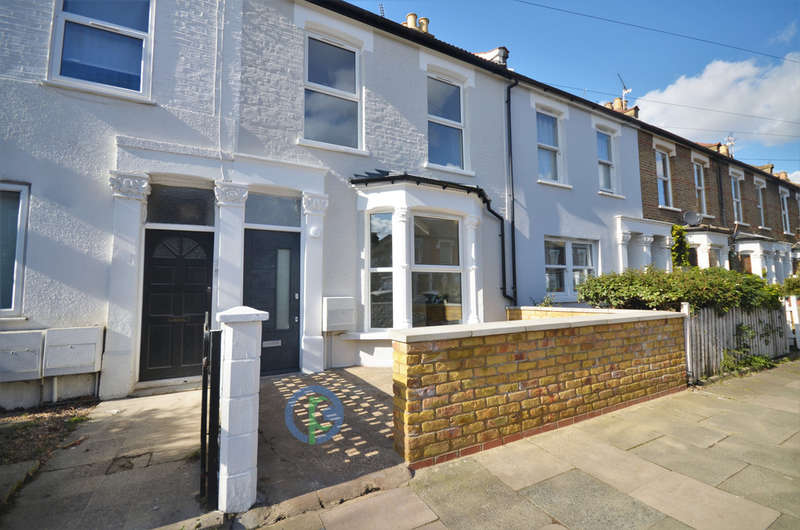 4 Bedrooms Terraced House for sale in Russell Road, London