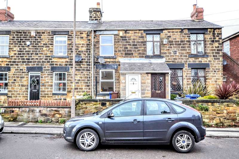 1 Bedroom Terraced House for sale in School Street, Hemingfield, Barnsley, S73 0PS