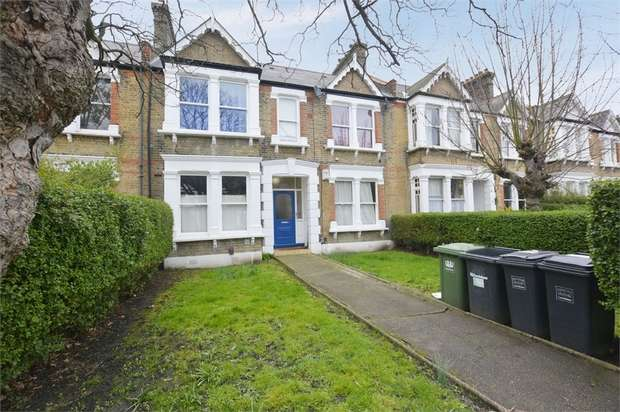 Flat for sale in Micheldever Road, London
