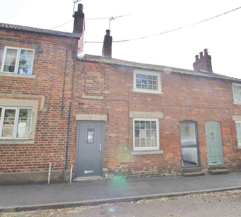 2 Bedrooms Cottage House for sale in Main Street, Barrowby, Grantham