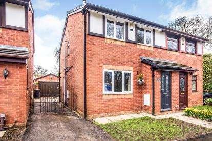 3 Bedrooms Semi Detached House for sale in The Woodlands, Ashton, Preston, Lancashire, PR2