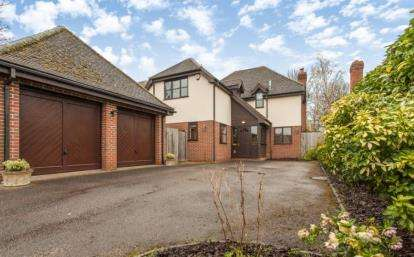 5 Bedrooms Detached House for sale in Bassingbourn, Royston, Cambridgeshire