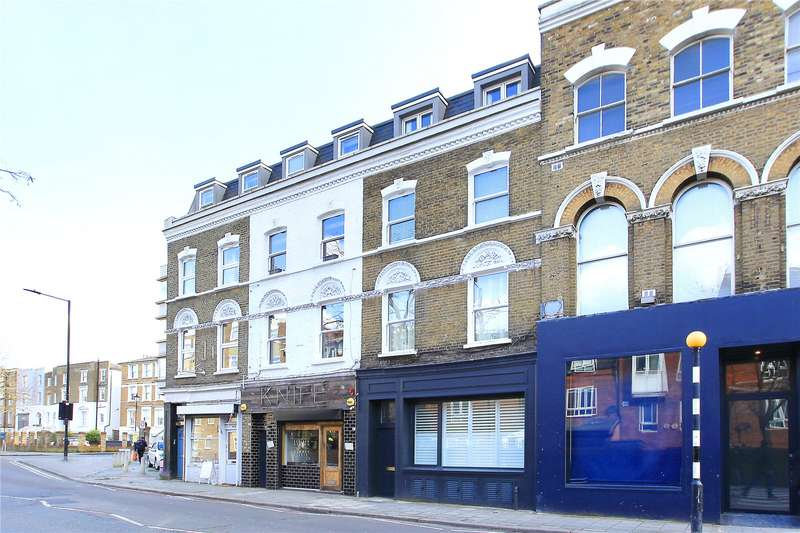 4 Bedrooms Flat for sale in Clapham Park Road, Clapham, London, SW4