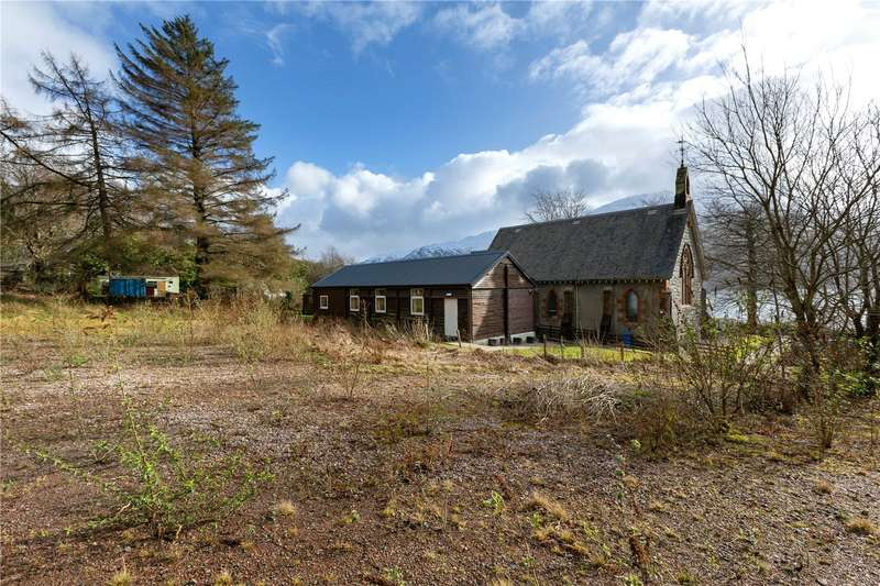 Land Commercial for sale in Plot 2, The Glebe, Onich, PH33