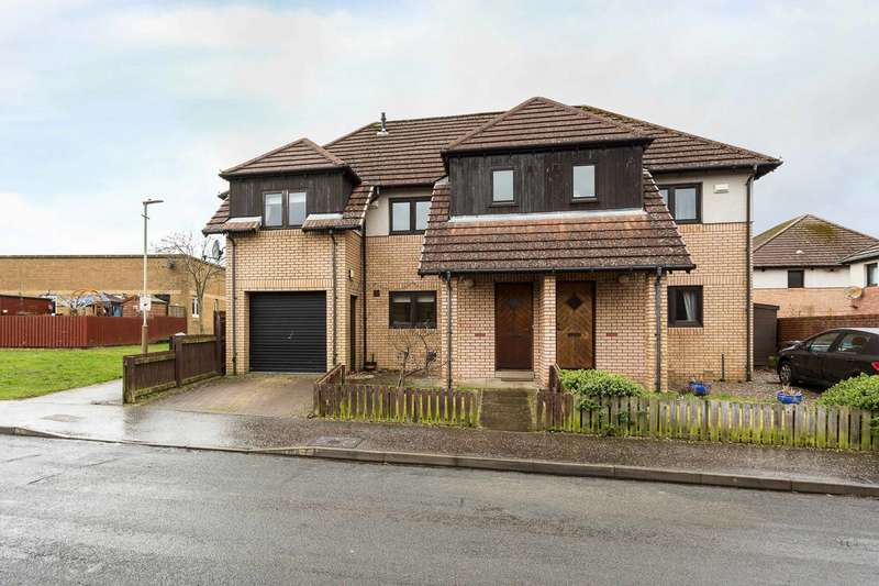 4 Bedrooms Semi Detached House for sale in Garry Terrace, Dundee, DD3 8QU