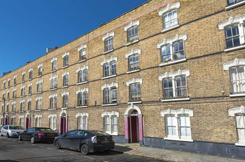 2 Bedrooms Flat for sale in Amelia Street, Walworth, SE17