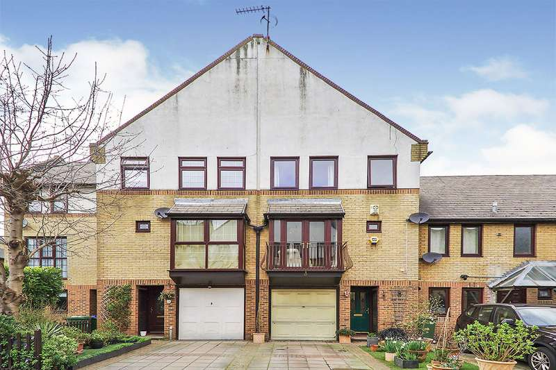 4 Bedrooms House for sale in Dolphin Close, London, SE28