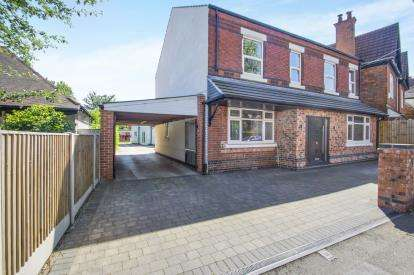 7 Bedrooms Detached House for sale in Nottingham Road, Long Eaton, Nottingham, Nottinghamshire