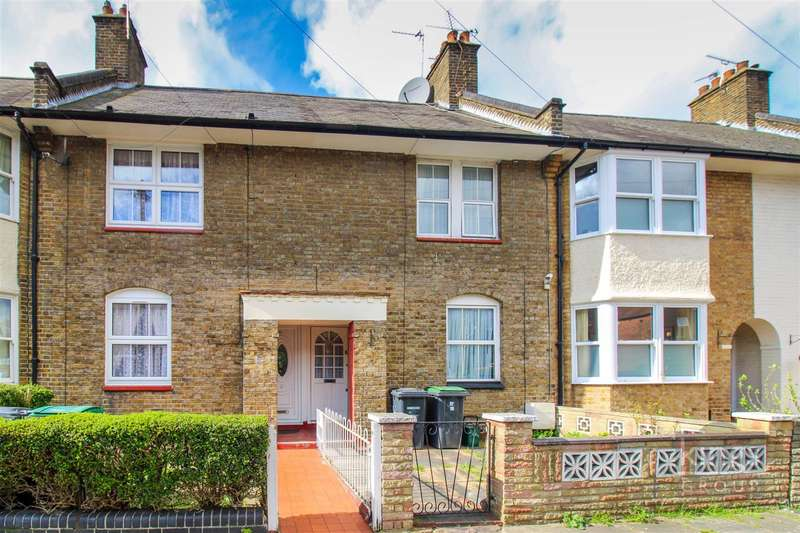 2 Bedrooms Terraced House for sale in Kevelioc Road, London