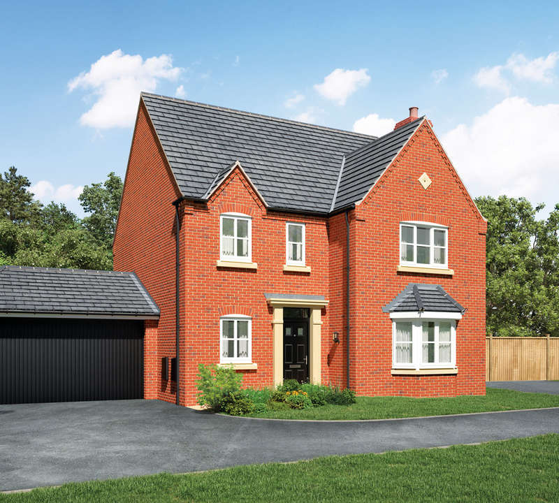 4 Bedrooms Detached House for sale in Norton Rise, Main Road, Austrey