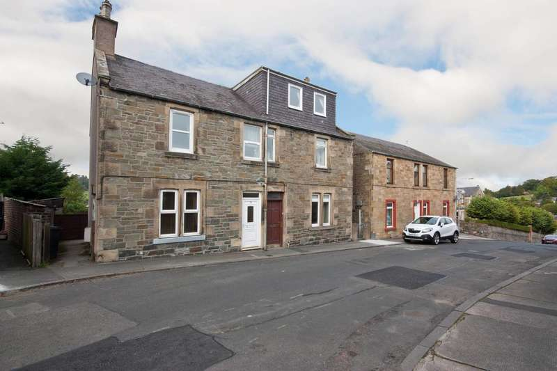 3 Bedrooms Semi Detached House for sale in Kilncroft, Selkirk, Borders, TD7 5AQ
