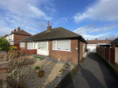 2 Bedrooms Bungalow for sale in Armadale Road, Blackpool, Lancashire, ., FY2