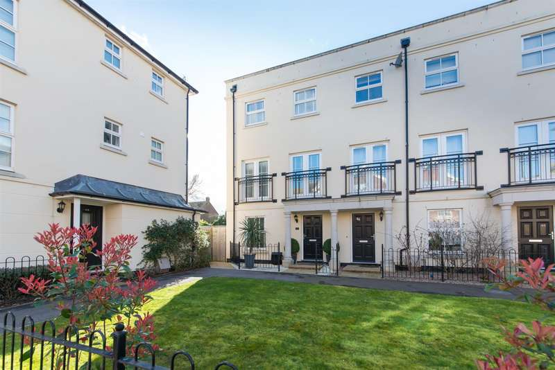 4 Bedrooms Town House for sale in St. Augustines Park, Westgate-On-Sea