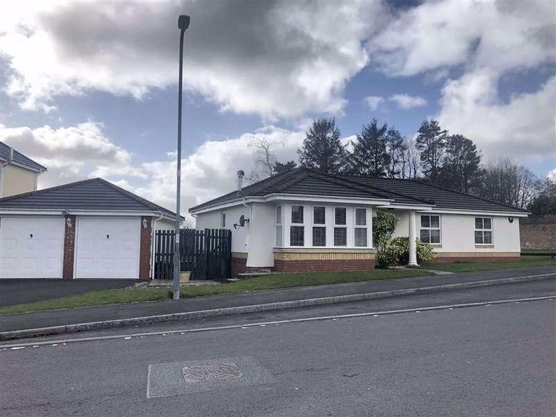 3 Bedrooms Detached Bungalow for sale in Pant Y Fedwen, Peniel, Carmarthen