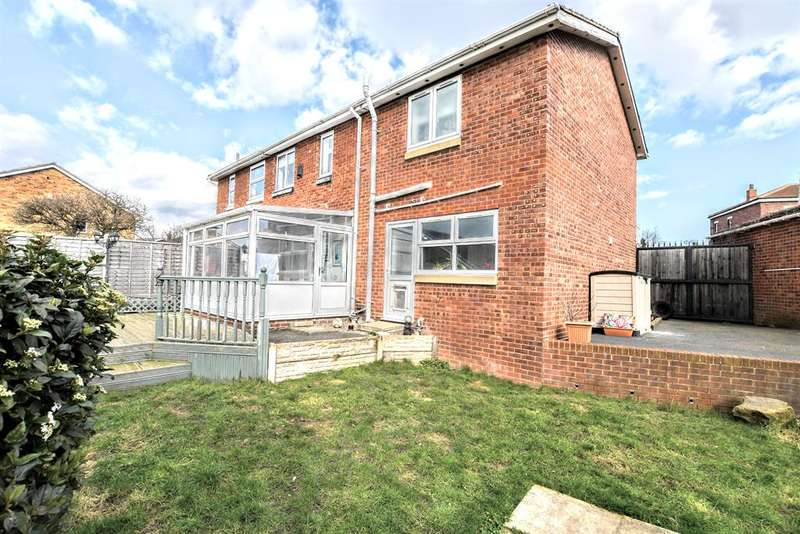 5 Bedrooms Semi Detached House for sale in Alderson Drive, Barnsley, S71 1UU