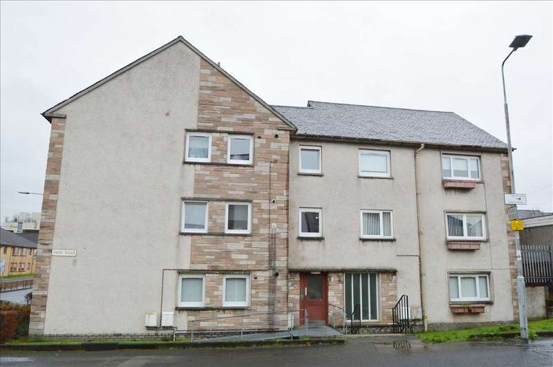 2 Bedrooms Apartment Flat for sale in Park Road, Hamilton
