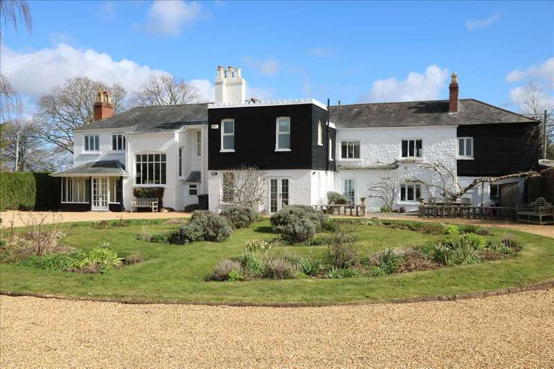 6 Bedrooms Detached House for sale in Bridstow, Ashe Leigh, Ross-on-Wye