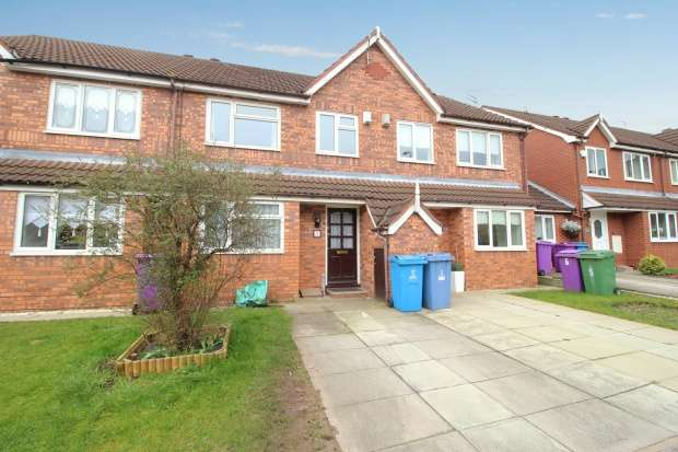 Town House for sale in Waterhouse Close, Liverpool, Merseyside, L6 5LH