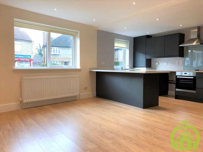 2 Bedrooms Apartment Flat for sale in Station Lane, Gidea Park