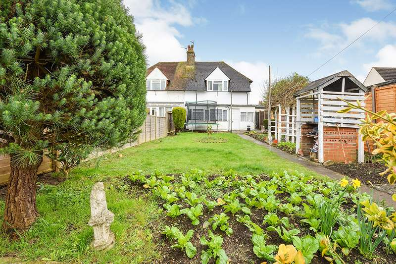 3 Bedrooms Semi Detached House for sale in West Walk, Maidstone, Kent, ME16