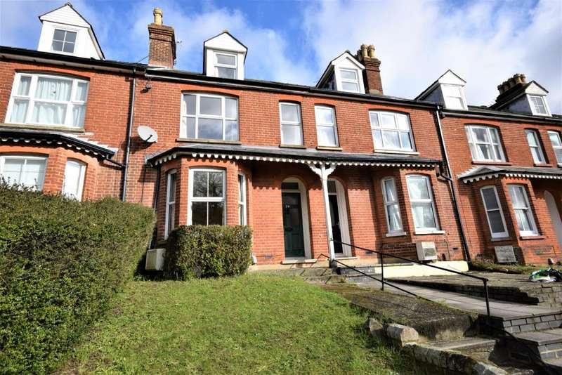 4 Bedrooms Terraced House for sale in Worting Road, Basingstoke, RG21