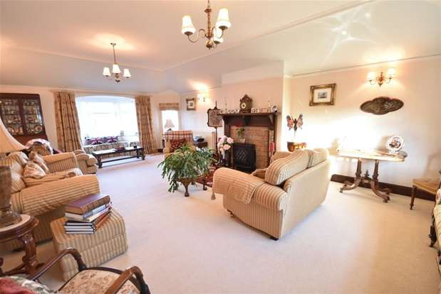 4 Bedrooms Detached House for sale in Stotfield Road, Lossiemouth