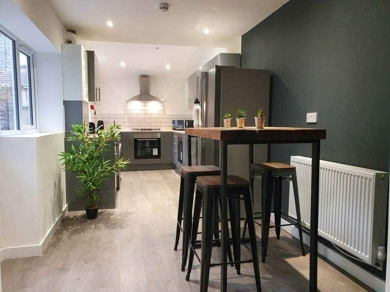 6 Bedrooms Terraced House for sale in Kelso Road, Kensington