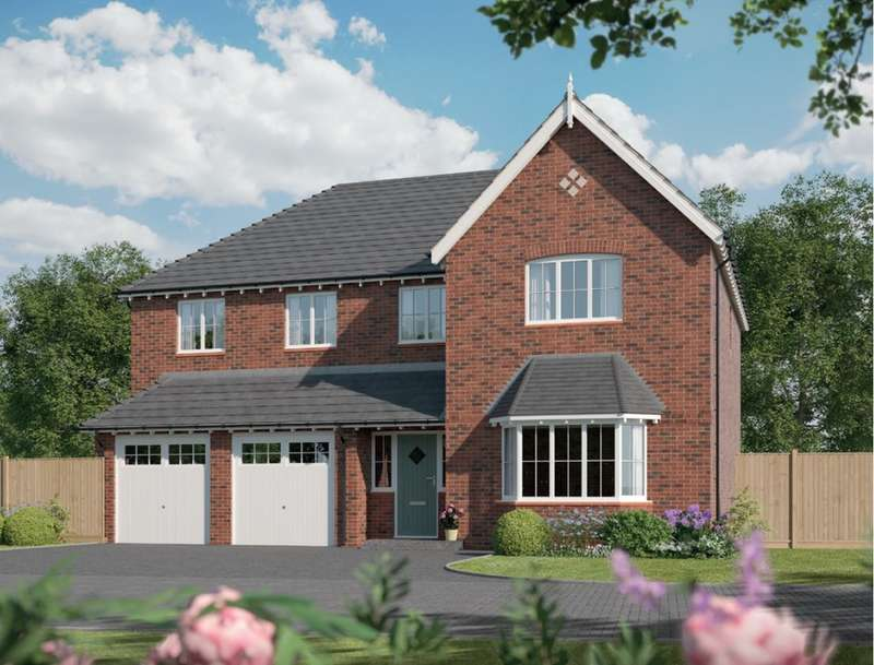 5 Bedrooms Detached House for sale in Cannock Road, Stafford