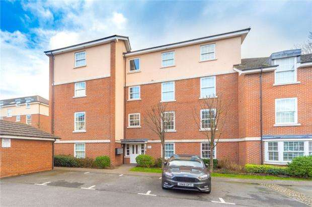 2 Bedrooms Apartment Flat for sale in Merrifield Court, Welwyn Garden City, Hertfordshire
