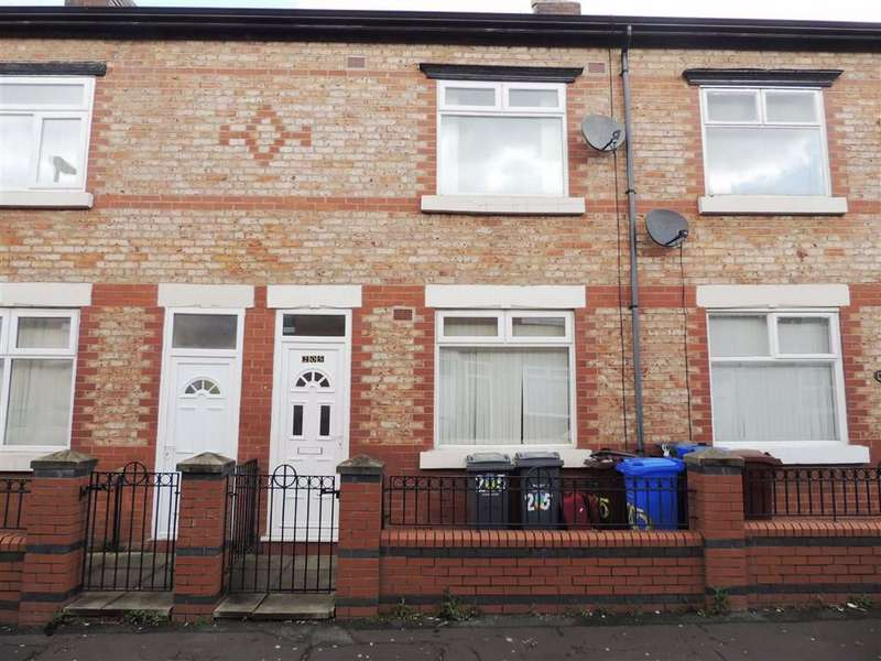 2 Bedrooms Terraced House for sale in Barrington Street, Clayton, Manchester