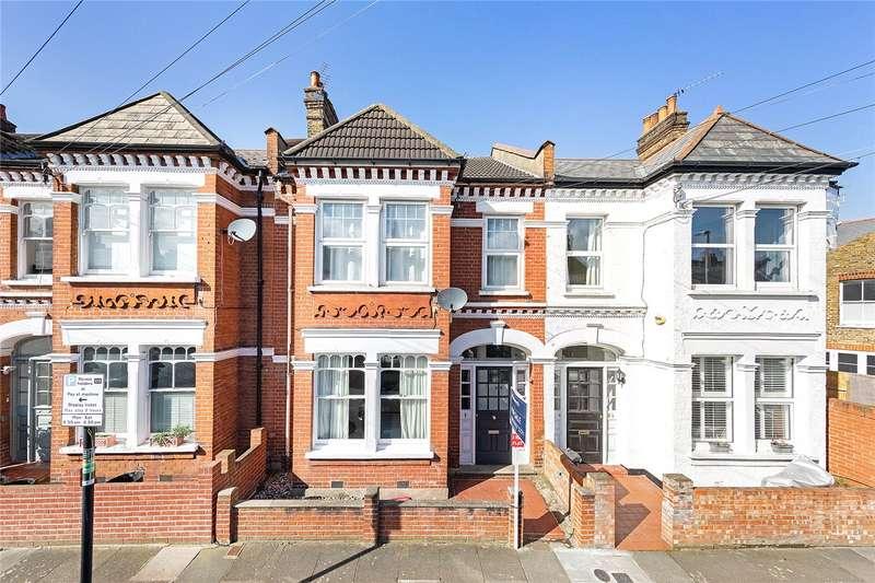 3 Bedrooms Maisonette Flat for sale in Wheatlands Road, London, SW17