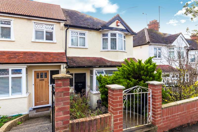3 Bedrooms End Of Terrace House for sale in Michael Road, London, SE25
