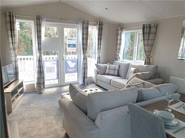 2 Bedrooms Caravan Mobile Home for sale in Lower Hyde Holiday Park, Shanklin, Isle of Wight