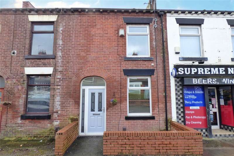 3 Bedrooms Terraced House for sale in Middleton Road, Chadderton, Oldham, OL9