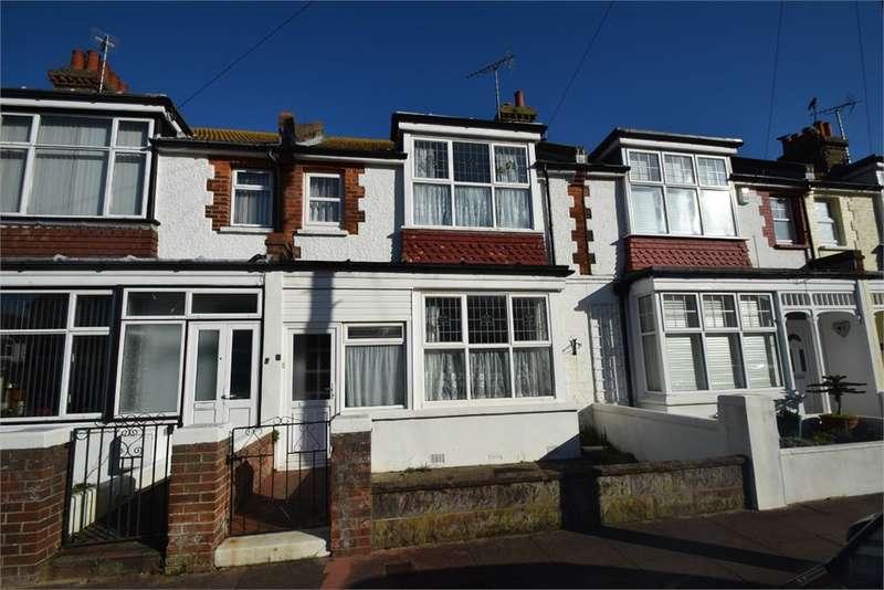 3 Bedrooms Terraced House for sale in Desmond Road, Redoubt