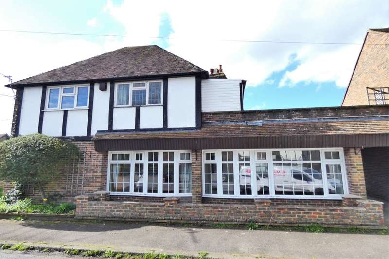 3 Bedrooms Terraced House for sale in The Street, Newington, Folkestone, CT18