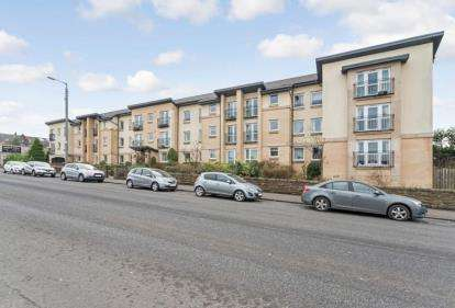 1 Bedroom Flat for sale in Riverton Court, 180 Riverford Road, Glasgow, Lanarkshire