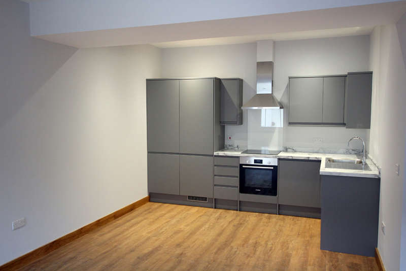 1 Bedroom Flat for sale in Goodman House, Upper King Street, Royston