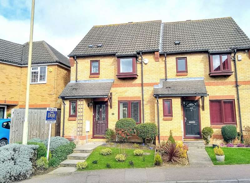 3 Bedrooms Semi Detached House for sale in CENTRAL BOXMOOR ENSUITE TO MASTER WITH GARAGE AND PARKING in Anchor Lane