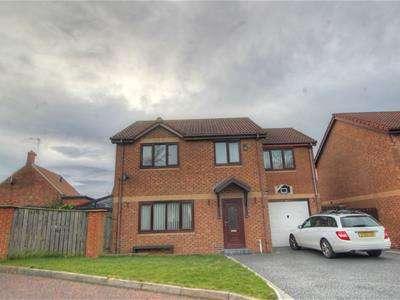 4 Bedrooms Detached House for sale in Burn Gardens, Easington, Peterlee