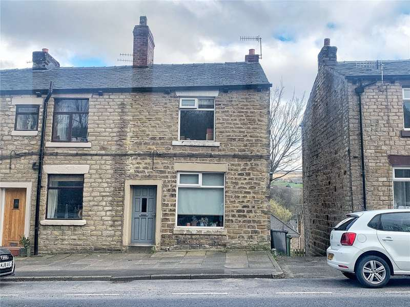 2 Bedrooms End Of Terrace House for sale in Manchester Road, Mossley, OL5