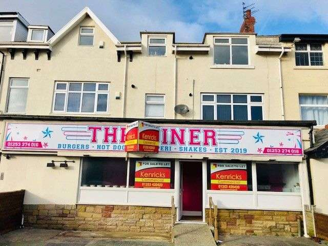 Property for sale in Beach Road, Cleveleys