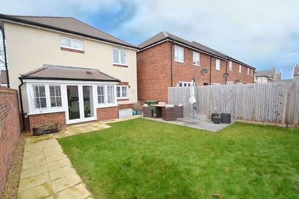 4 Bedrooms Detached House for sale in Eastleigh