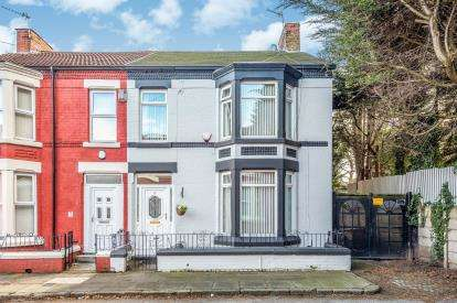 3 Bedrooms Semi Detached House for sale in Maskell Road, Old Swan, Liverpool, Merseyside, L13