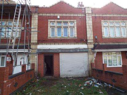 4 Bedrooms Terraced House for sale in Kingswood Road, Manchester, Greater Manchester, Uk
